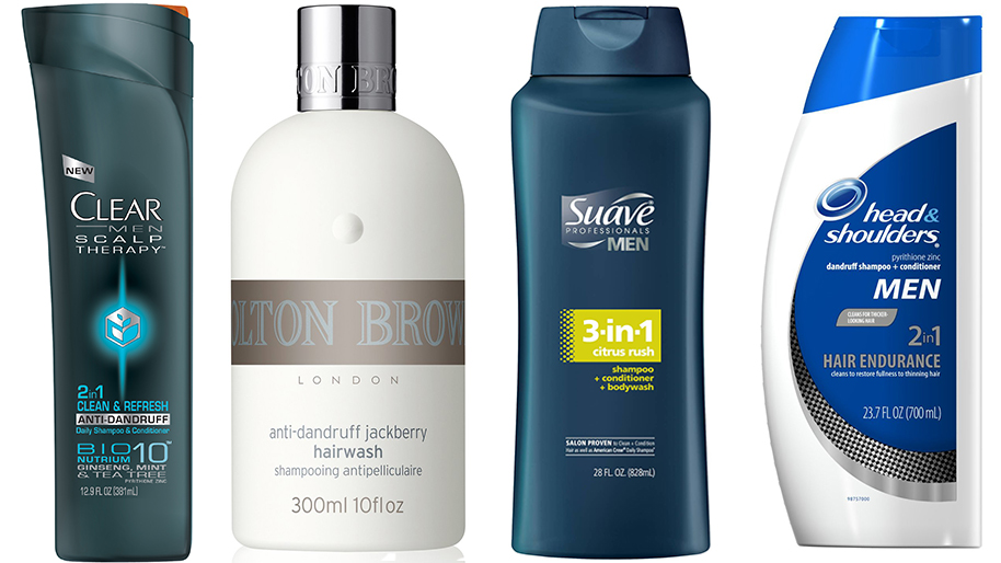 Best everyday shampoo for men