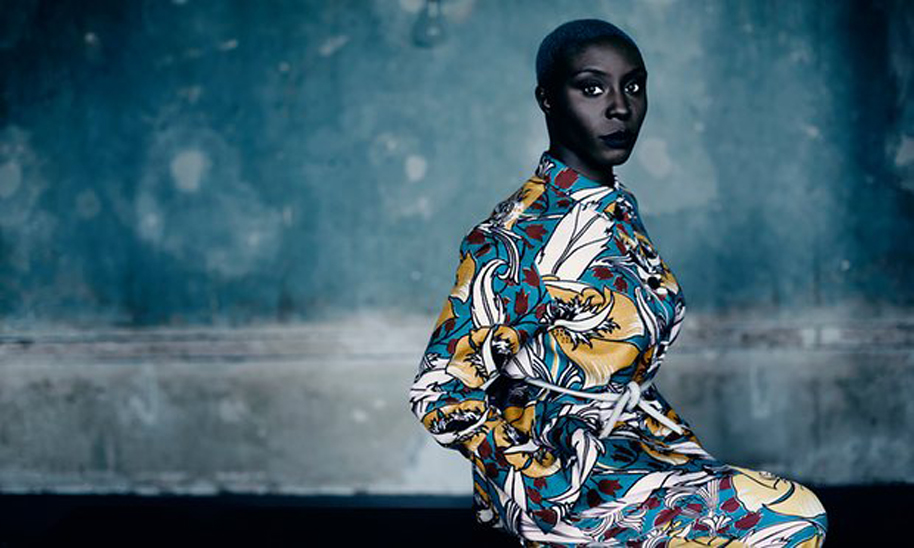 Laura Mvula. Photograph by Julian Broad for the Observer.