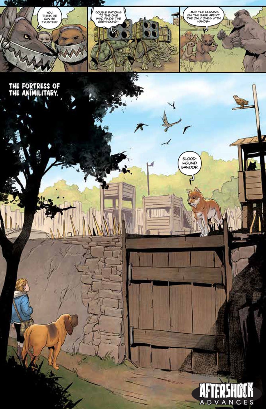 Animosity 3 page 6