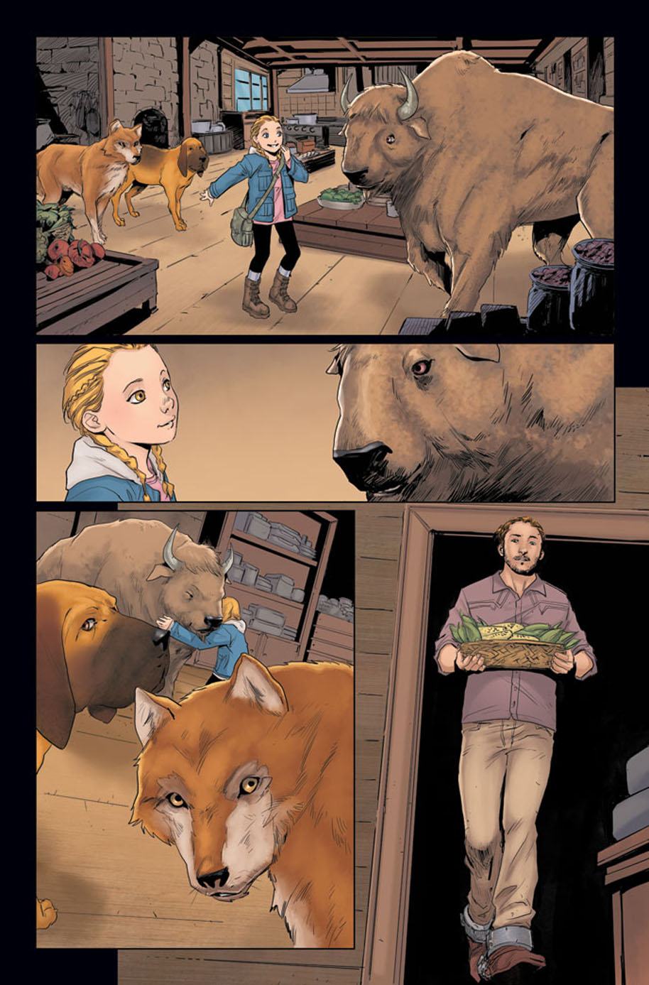 Animosity 3 page 8
