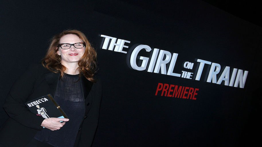 """NEW YORK, NY - OCTOBER 04: Author Paula Hawkins attends the """"The Girl On The Train"""" premiere at Regal E-Walk Stadium 13 on October 4, 2016 in New York City. (Photo by Donna Ward/Getty Images)"""