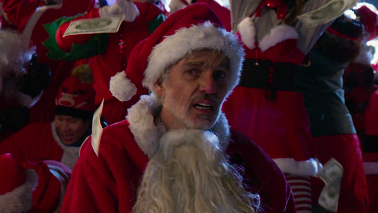 this is bs watch an exclusive nsfw bad santa 2 preview - Christmas Pictures With Santa 2