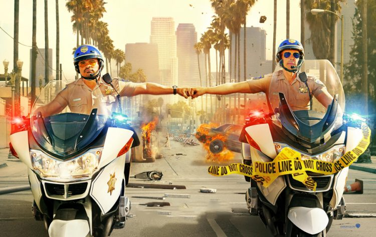 New Comedy Movies - CHIPS