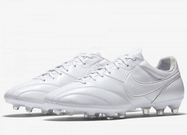 Best soccer cleats - White Nike