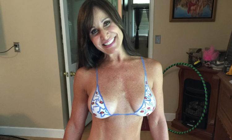 Sexiest 50 year old woman