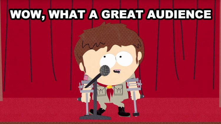 South Park Characters - Jimmy
