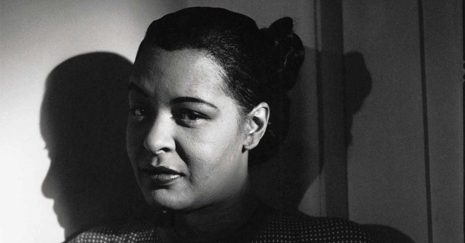 Billie Holiday circa 1952. Bob Willoughby, Redferns/Getty Images.