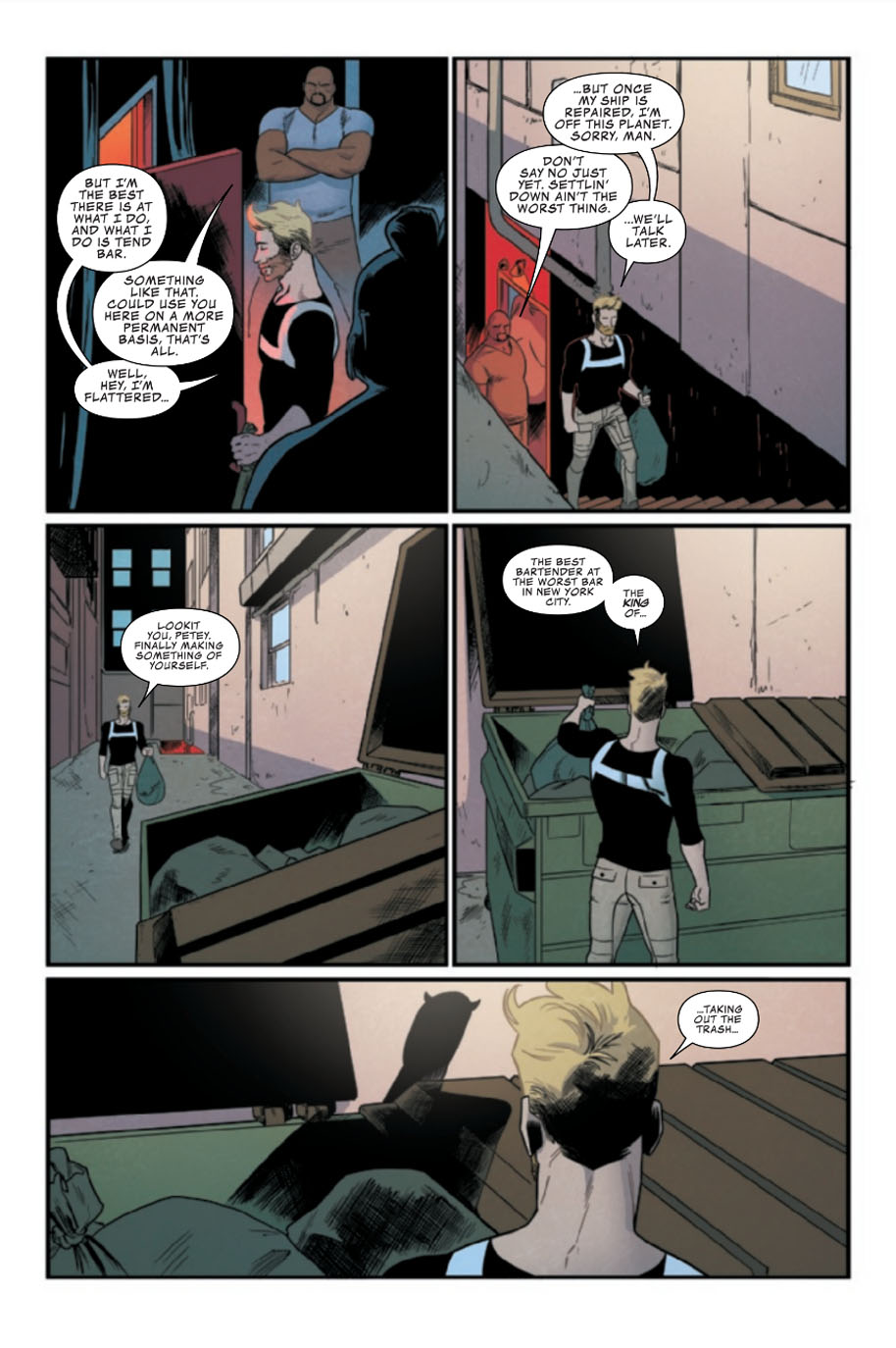 Star-Lord 3 page 1