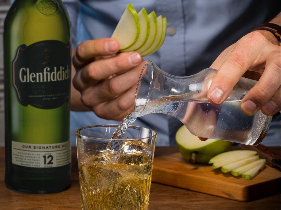 Glenfiddich 12 Highball
