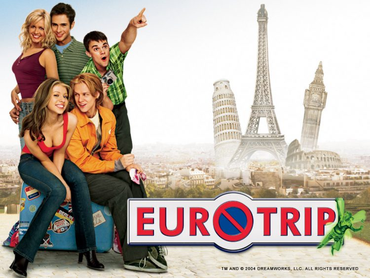 Top 10 Comedy Movies - EuroTrip