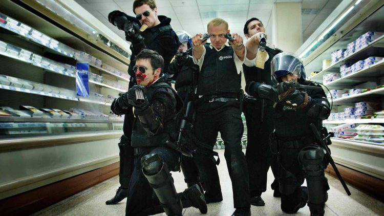 Top 10 Comedy Movies - Hot Fuzz