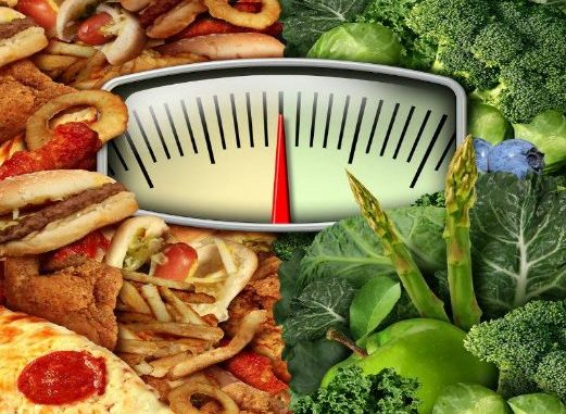 How to gain weight - make meal plans