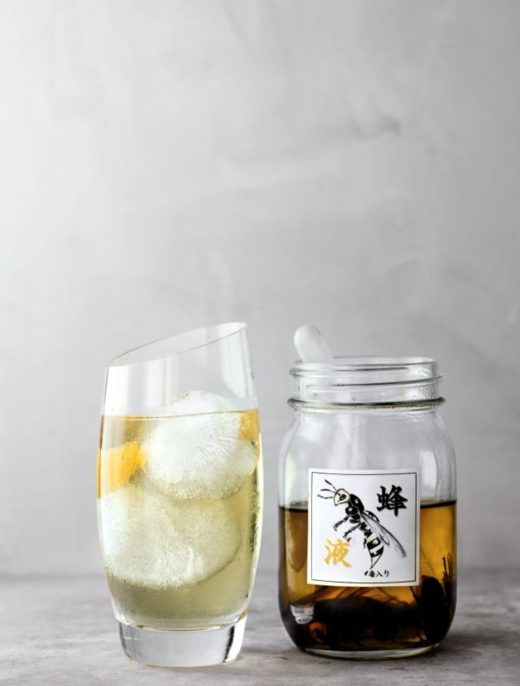Hornet Highball, recipe by Josh Evans. Picture credit: Chris Tonnesen