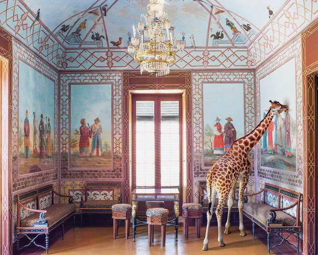 Love at First Sight, Palazinna Cinese, 2016. 48 x 60 inches. Edition of 5. © Karen Knorr