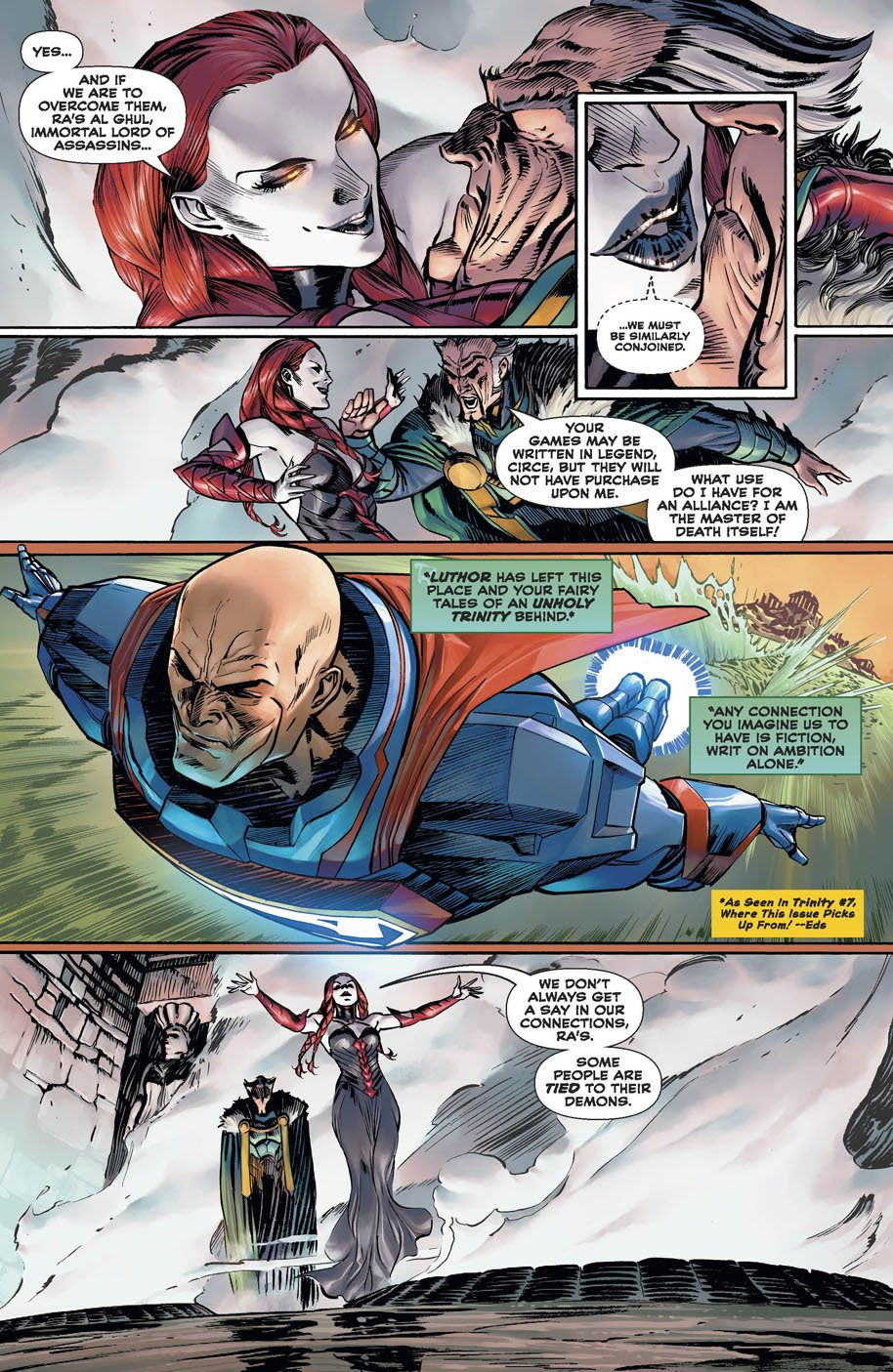 Trinity Annual 1 page 4