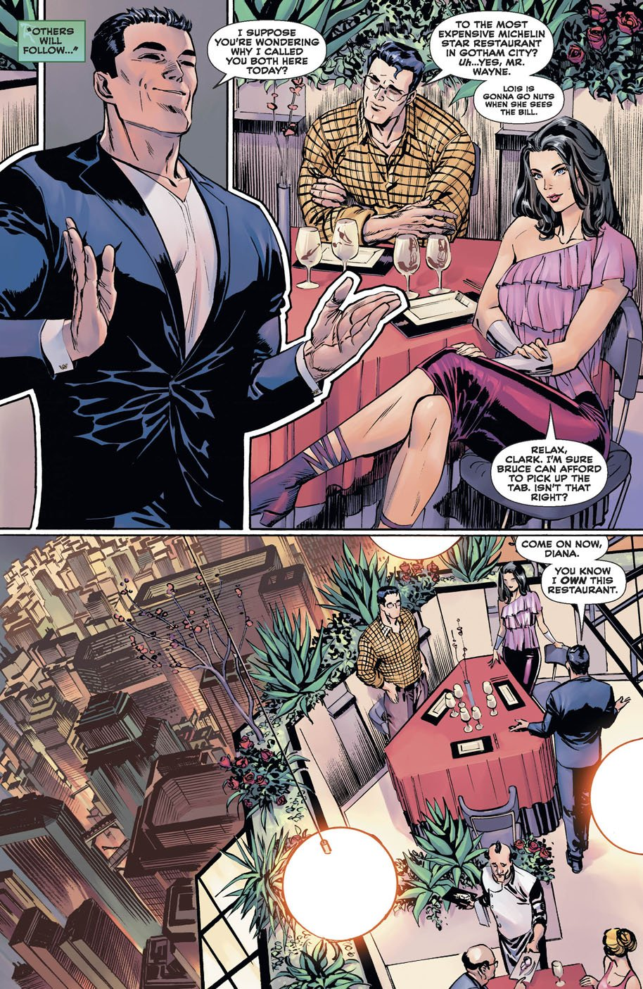 Trinity Annual 1 page 6