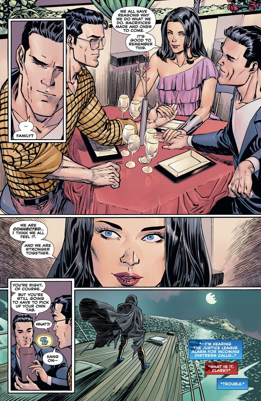 Trinity Annual 1 page 8