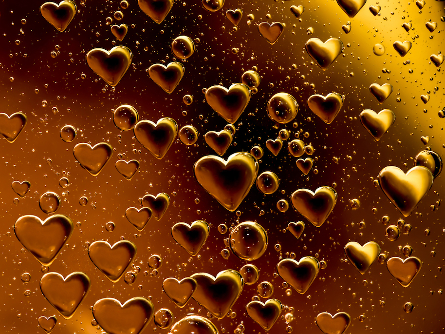 beer consumption heart health