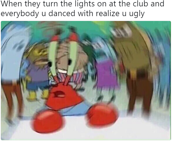 Relatable Mr. Krabs memes