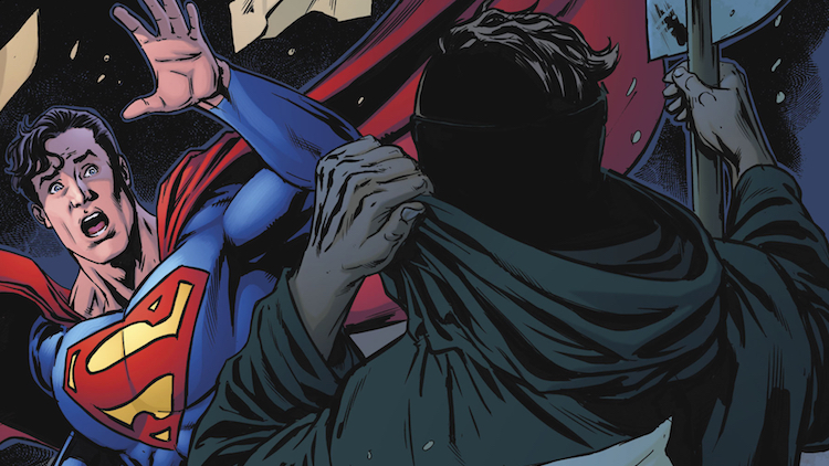 Jor-El returns superman comics