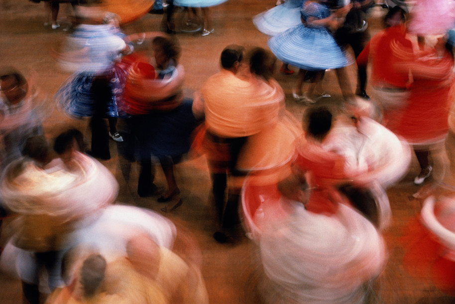 square dancing conspiracy