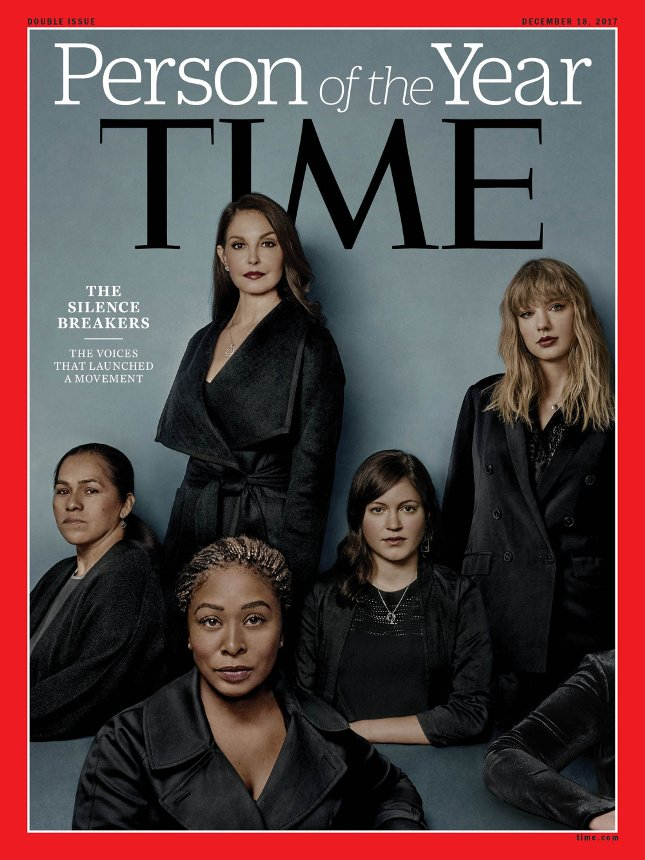 The Silence Breakers Time Person Of The Year