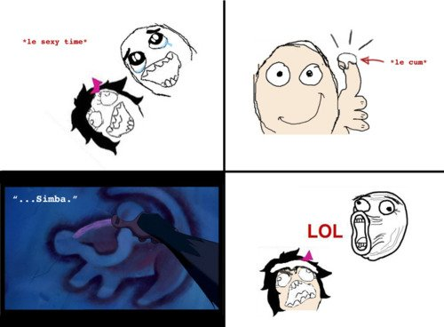 Rage faces old memes