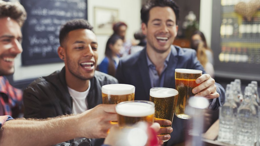 moderate drinking healthy