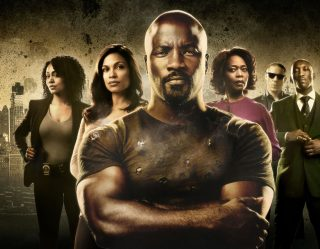 "Stream Date: Marvel's ""Luke Cage"""