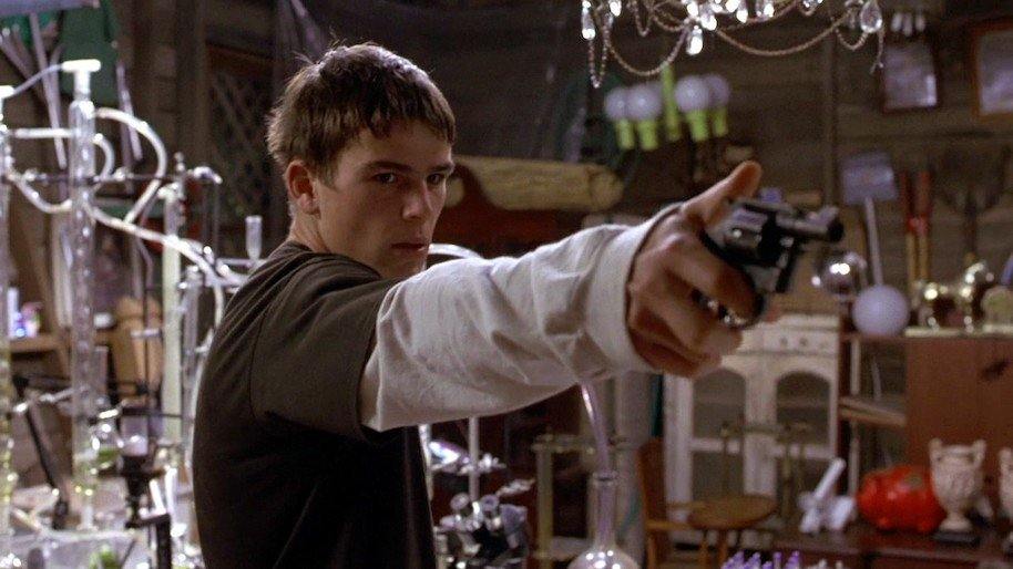 coolest fictional tyler characters ranked, zeke tyler, faculty 1998