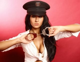 Lebanese Town Tries To Drum Up Tourism With Female 'Hot Cops'