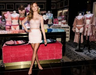 Josephine Skriver Is Giving Us All The Goosebumps All The Time