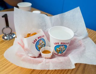 Postmates Offering Los Pollos Hermanos Delivery To 'Breaking Bad' Fans