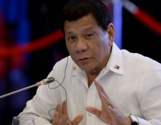 Philippines President Destroys $5 Million Of Luxury Cars With Bulldozer