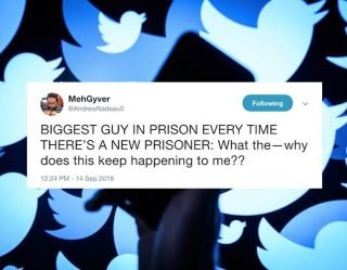This Week's 20 Funniest Tweets 9-21-18