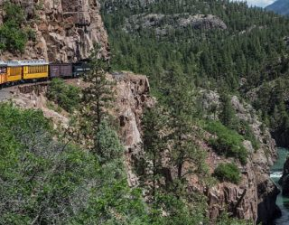 Take a Beer Train Adventure Through The Colorado Mountains