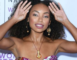 Logan Browning Will Keep You From Frowning With Her Instagram