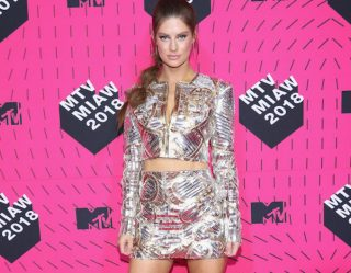 Hannah Stocking Is Up to Her Tricks Again on Instagram