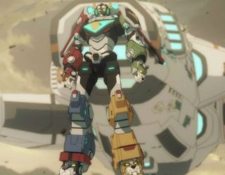 Stream Date | 'Voltron: Legendary Defender' Custom Dinner and Drinks