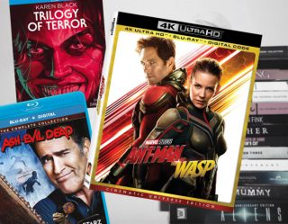 Binge & Buy: 'Ant-Man and The Wasp' Shrinks Onto Blu-ray