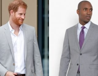 How To Nail Prince Harry's Royal Suit Style On A Commoner's Budget