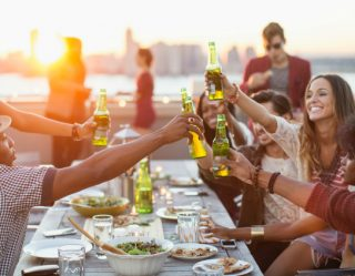 Beer Brand Encourages Millennials To Ditch Their Families This Thanksgiving
