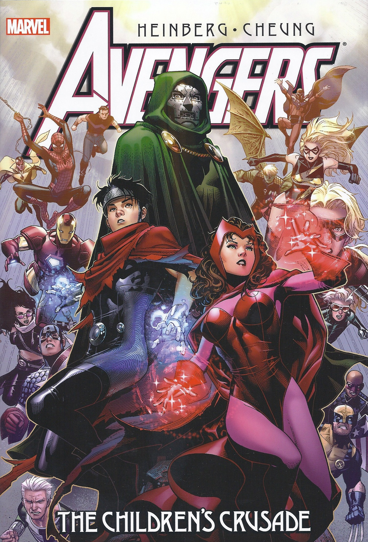 10. Young Avengers: The Children's Crusade