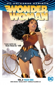 9. Wonder Woman: Year One