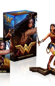 Wonder Woman: Amazon Exclusive Edition (Blu-ray)