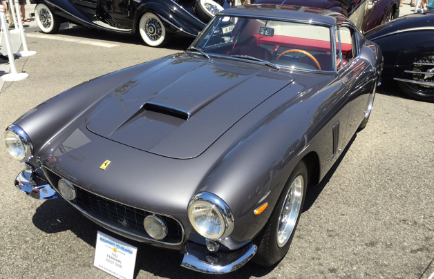 2015 Rodeo Drive Concours d'Elegance