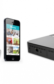 Vintag Wireless Camera and Storage