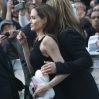 UK film premiere of 'World War Z' held at Empire Leicester Square - Arrivals Featuring: Brad Pitt,Angelina Jolie Where: London, United Kingdom When: 02 Jun 2013 Credit: WENN.com