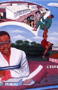 """Art/Africa, le nouvel atelier"" Exhibit at Fondation Louis Vuitton"