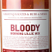 Lillie's Q Bloody Mary Mix
